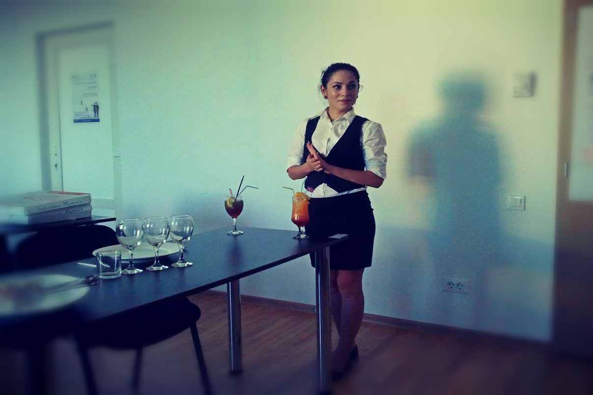 Examen absolvire curs Barman