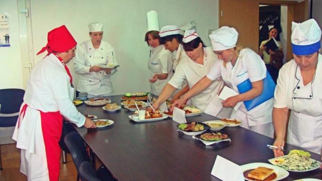 Examen absolvire curs Bucătar