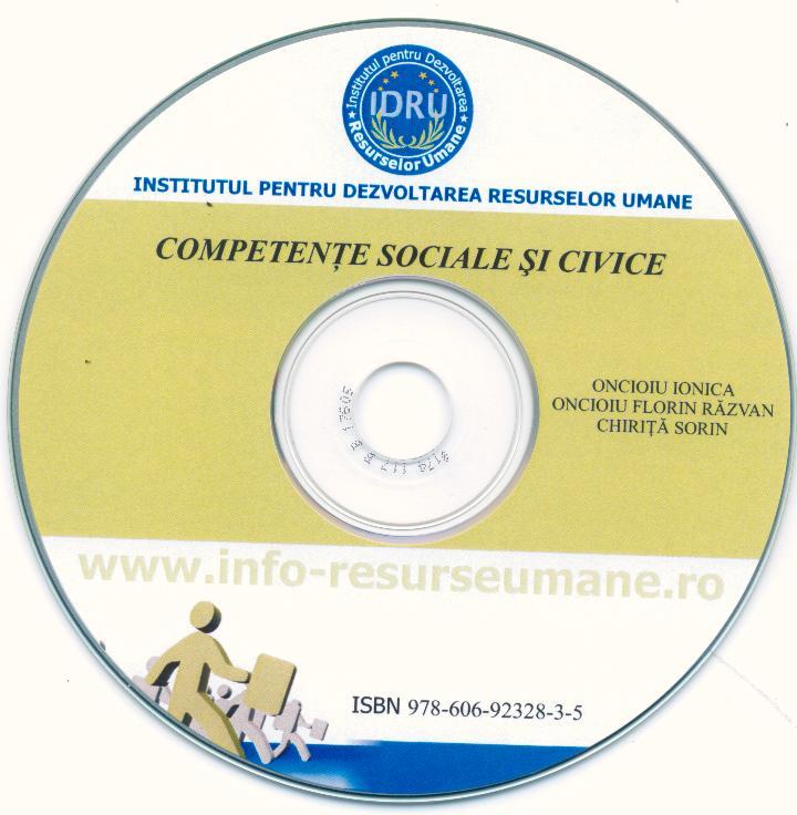 Competențe sociale și civice