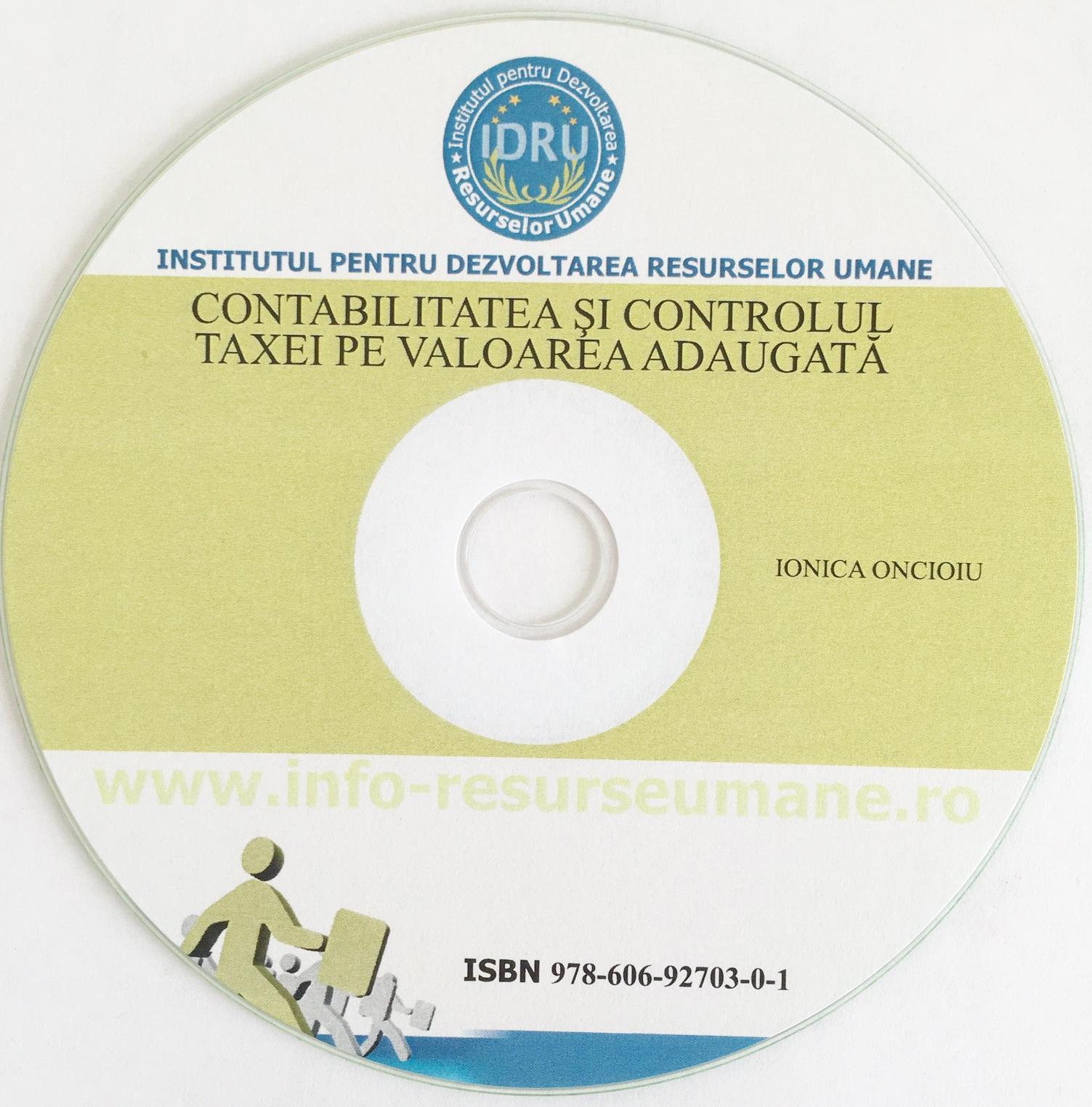 Contabilitatea si controlul taxei pe valoare adaugata