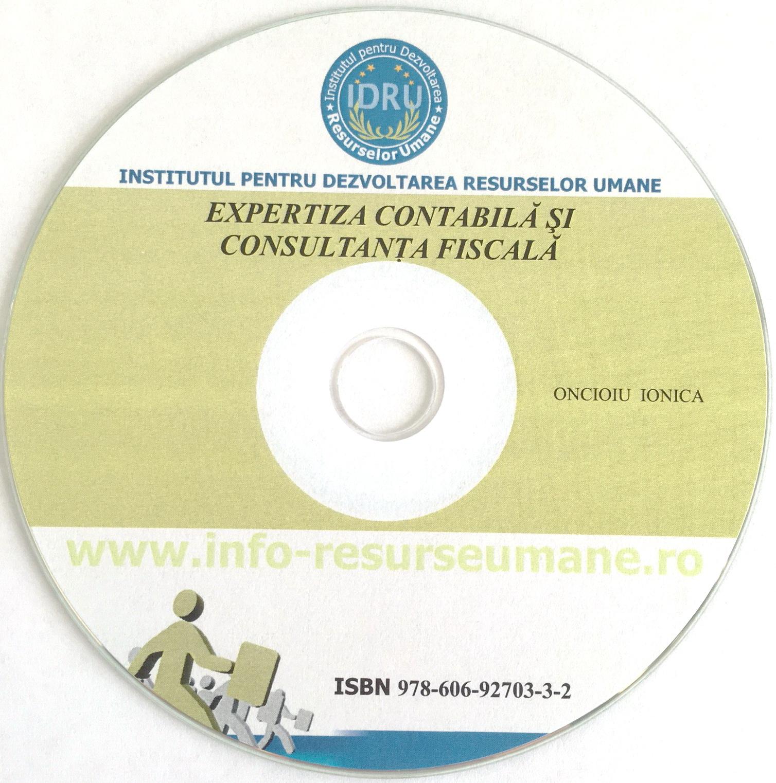 Expertiza contabilă și consultanța fiscală
