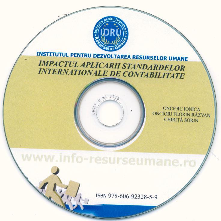 Impactul aplicării standardelor internaționale de contabilitate