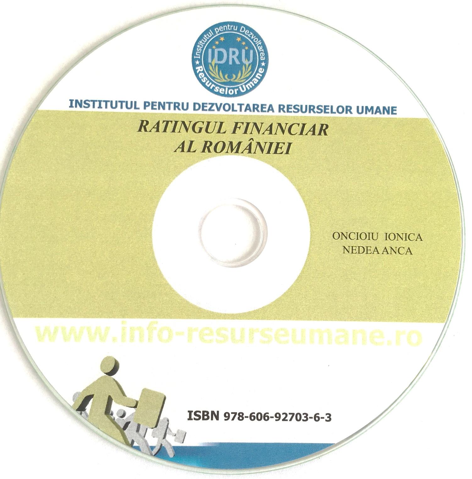 Ratingul financiar al Romaniei